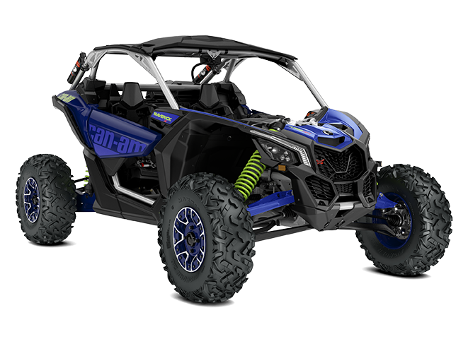 MAVERICK X3 X RS TURBO RR (2020 М.Г.)