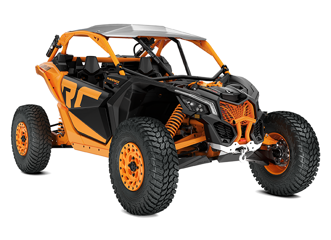 MAVERICK X3 X RC TURBO RR (2020 М.Г.)
