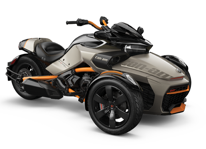 SPYDER F3-S SPECIAL EDITION (2020)