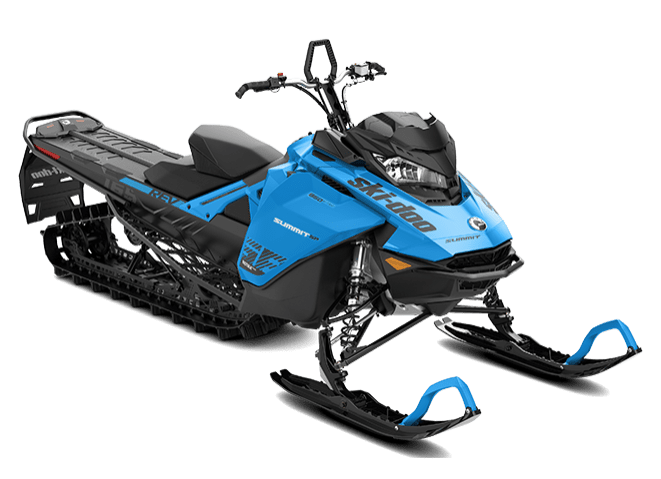 SUMMIT SP 600R E-TEC 154″ (2020)