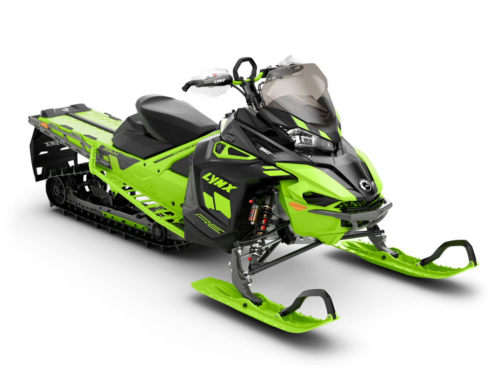 XTERRAIN RE 3900 850 E-TEC 64 MM ES (2021)