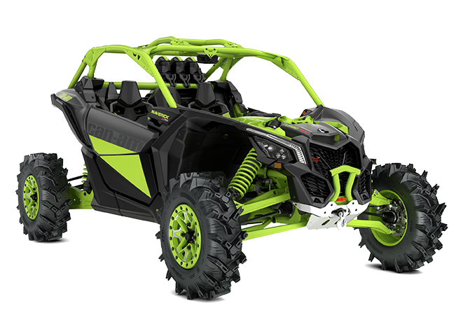 MAVERICK X3 X MR TURBO RR (2020 М.Г.)